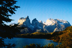 National-Park Torres del Paine